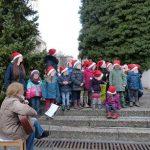 Resident Initiative Funding,Bewohnerfond,Quartiersmanagement Hasenleiser,Weihnachtsbaum