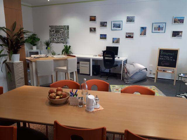 District Office - Quartiersbüro