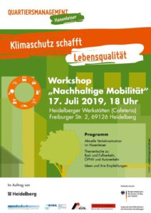 3.3_Workshop Nachhaltige Mobilität