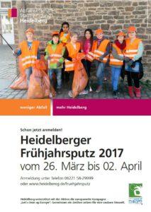 Frühjahrsputz 2017