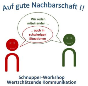 Workshop Gewaltfreie Kommunikation
