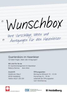 Wunschboxaktion